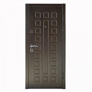 Двери входные металлические СЕНАТОР 2 х контурные