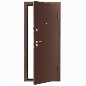 Двери входные металлические АРКА 2 х контурные