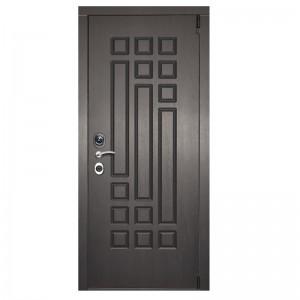 Входная дверь FeDoor Милан Венге патина
